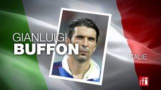 Gianluigi Buffon, le gardien-monument - Italie #Euro2016