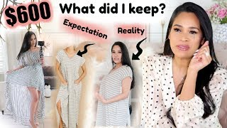 Spring Try On Fashion Haul 2019 - MissLizHeart