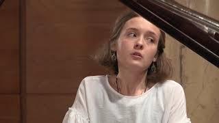 Elizaveta Malysheva – F. Chopin, Ballade in F major, Op. 38 (First stage)