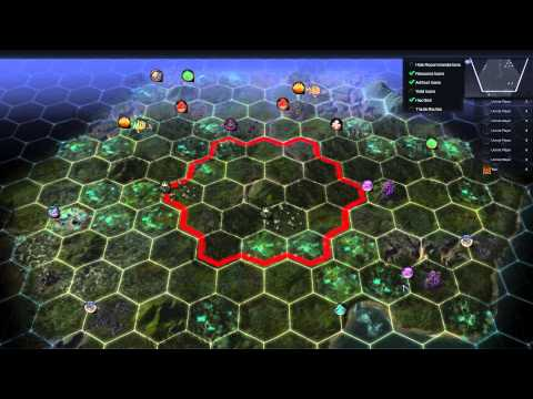 Civilization Beyond Earth 101 (for Beginners) - pt 1