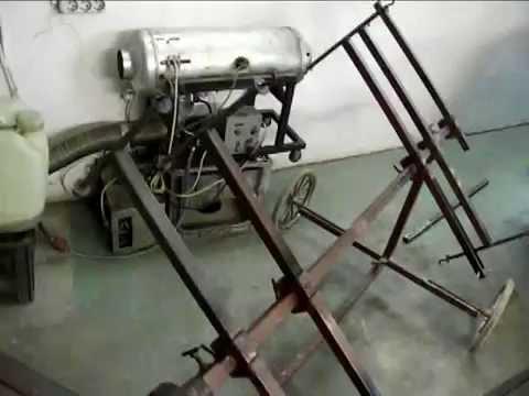 ремонт авто сваими руками малярка видео