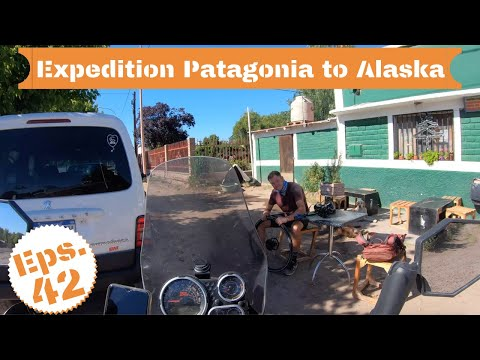 [S2 - Eps. 42] The final stretch to Mendoza, Argentina!