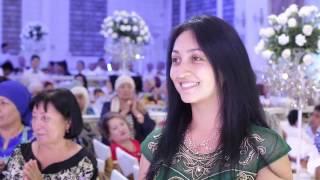 Шикарная Уйгурская Свадьба- Алихан и Алина бишкек
