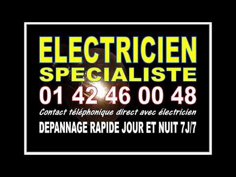 ÉLECTRICITÉ PARIS 6E - MAÎTRE ARTISAN ÉLECTRICIEN AGRÉÉ
