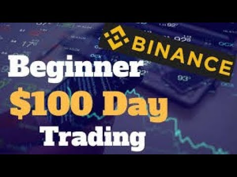 How To Trade Cryptocurrency On Binance 2019 | 100$ A Day Trading  | altcoin trading 2019