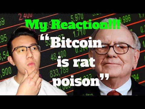 Why does Warren Buffett Calls Bitcoin Rat Poison? Buffett's Opinion on Crypto Explained