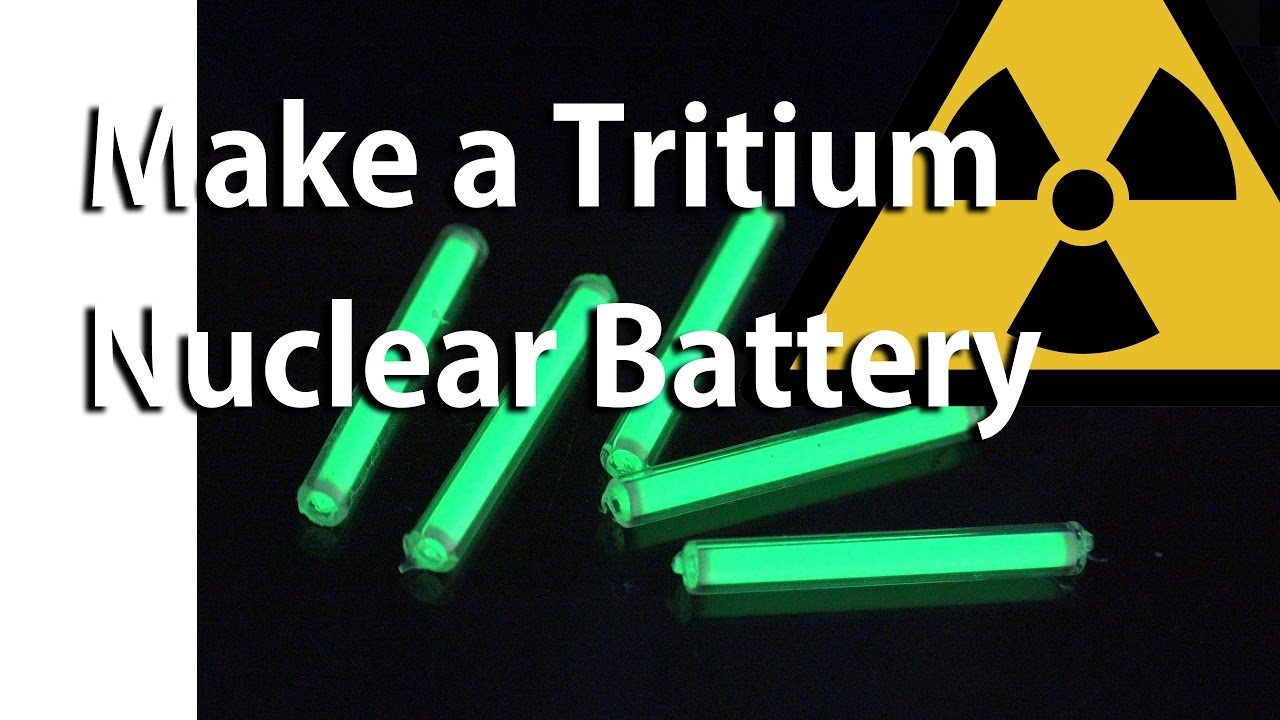 A nuclear waste-powered battery for your pacemaker... made of ...