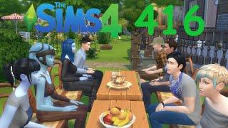 Sims 4 E8 416 Der Schmerz des Todes   Let