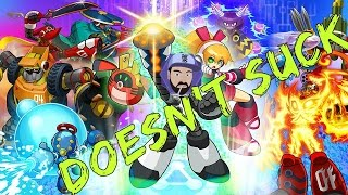 Mighty No 9 Doesn