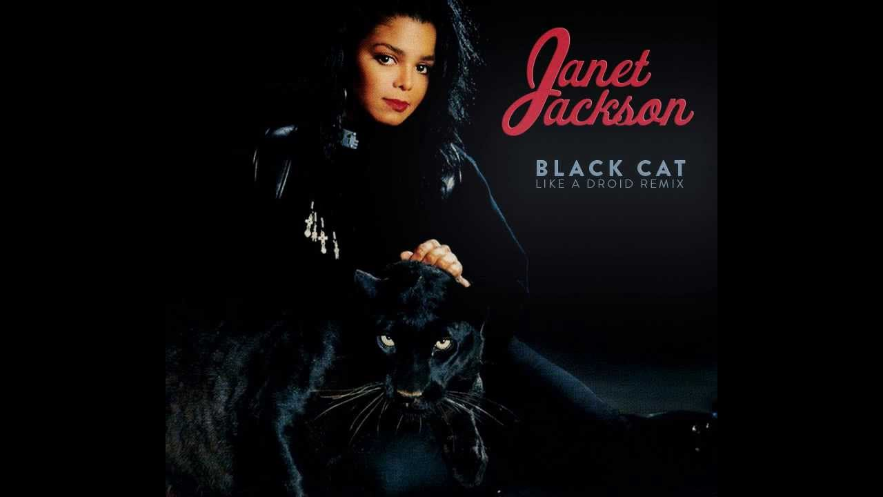 Janet jackson black cat like a droid remix hq youtube for Jackson galaxy cat toys australia