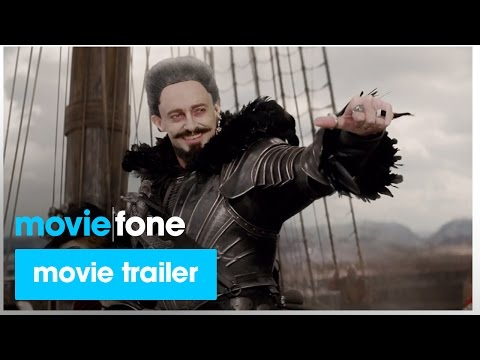 'Pan' Trailer (2015): Hugh Jackman, Rooney Mara