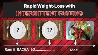 Intermittent Fasting for Rapid Weight Loss | Dr Shalini |