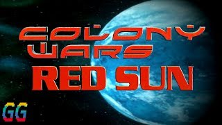 PS1 Colony Wars: Red Sun 2000 PLAYTHROUGH
