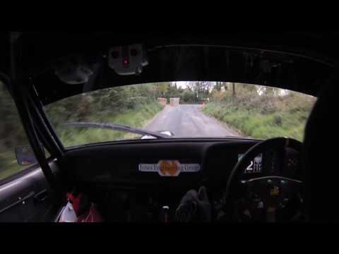 Jonathan Pringle/Alan Keena GSMC Rally '16 Stage 4