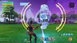 BEFORE AND AFTER THE SCIENCE MISION 1 FORTNITE SAVE THE WORLD