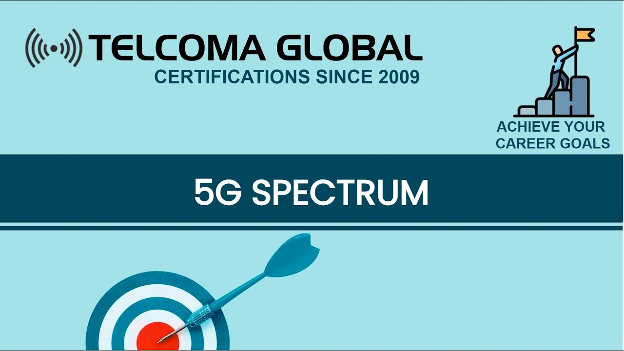 5g spectrum and bandwidth requirements telcoma training for Architecture 2g 3g 4g