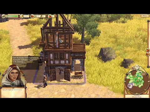 Settlers: Rise of an Empire Campaign Mission 1 |
