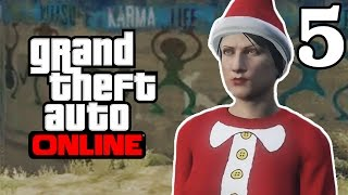 grand theft auto online let s play thai 05 ตามหาย เอฟโอ by lung p