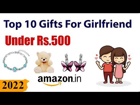 Top 10 Gift For Girlfriend Under 500 Rs || Under 500 Gifts For Girlfriend On Amazon