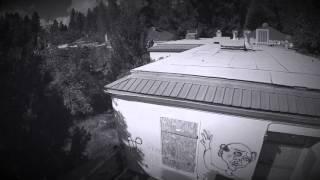 Haunted Nevada County Hospital Double Murder (Aerial View) Nevada Ci