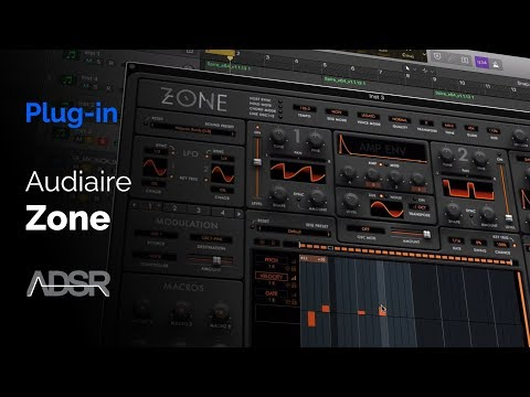 Zone by Audiaire - Unique sound design in a al way