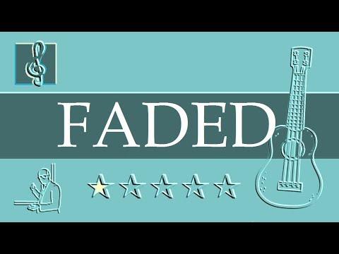 Ukulele TAB - Faded - Alan Walker - Restrung (Sheet Music)