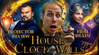 Projector: The House with a Clock in Its Walls (REVIEW)