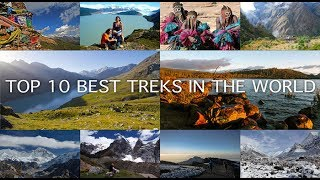 Top 5 Most Beautiful Hikes In the World [Part-2]