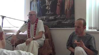 Шримад Бхагаватам 2.2.13 - Рохинисута прабху