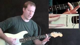 Guitar Lesson - The Heavy - Short Change Hero - Borderlands 2 Intro
