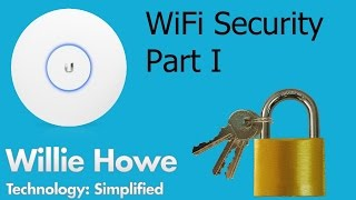 Public WiFi Security Part 1 - Overview