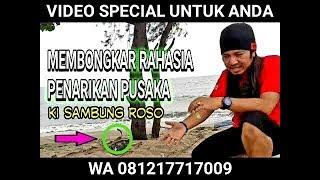 Download Video Rahasia Cara PENARIKAN PUSAKA Ki Sambung Roso Di BONGKAR !! MP3 3GP MP4
