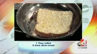 Fluffy French Toast Made With Xylosweet On Good Things Utah