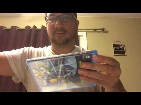 Batman Unlimited Monster Mayhem Blu-Ray Unboxing