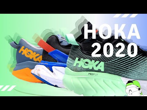 HOKA Running Shoes 2020 | Buy or Sell
