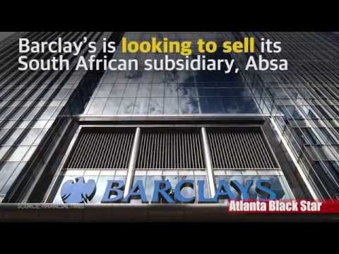 Acquiring Barclays May Give South Africa A Powerful Tool To Fight Inequality