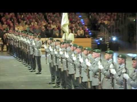Der Badenweiler Marsch - Berliner Militärmusikfest
