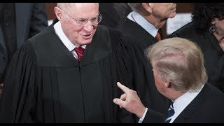 Will Justice Kennedy Retirement Determine Trump's Travel Ban?