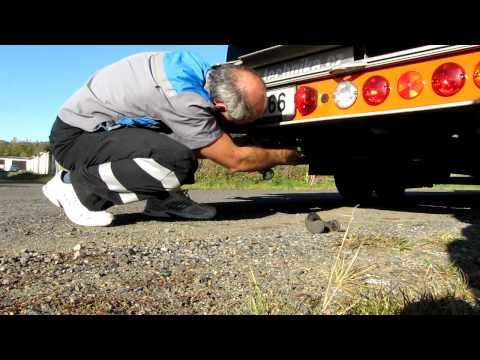 Fitzel SPEEDER odtahová hliníková nástavba - nasazeni tazneho zarizeni