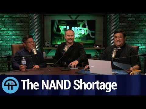 Behind the NAND Shortage