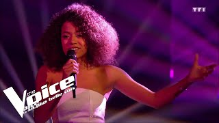 Adele - Make you feel my love    Whitney   The Voice 2019   Semi-final Audition