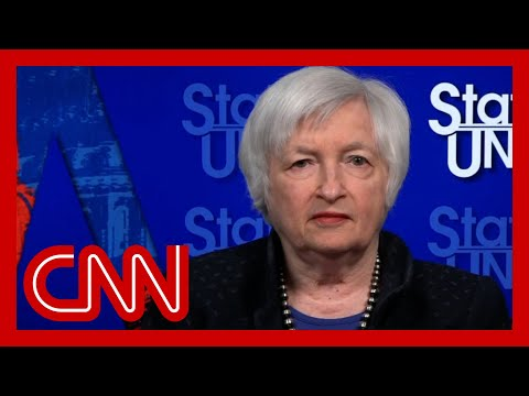 Yellen: Stimulus plan could bring US to full employment next year