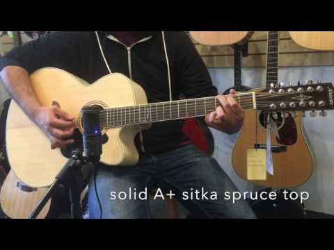 12 String Guitar Comparison at House of Musical Traditions