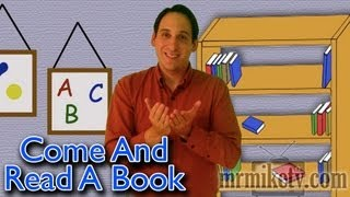 Come And Read A Book | story time song for children