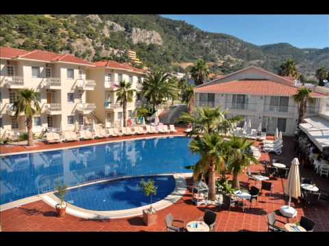 Blue Lagoon Deluxe Hotel We Are The Best İn ÖlÜdenİz 2017