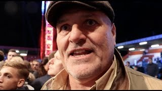 'FORGET THE INTERIM S***' - JOHN FURY ON TYSON FURY v DILLIAN WHYTE, SAUNDERS WIN & RAGES AT WILDER