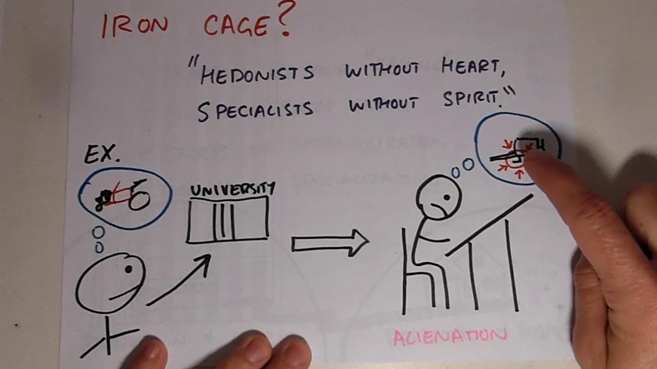 iron cage #1