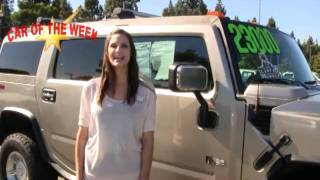 Used 2004 Hummer H2- Cerritos Buick GMC Car & Truck