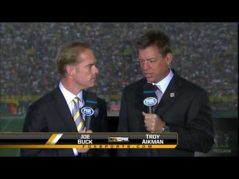 NFL on FOX intro 2009 DAL@GB