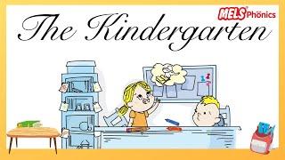 The Kindergarten (Non-Phonics Series- Set 2 of 4)